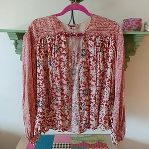 Free People Festival Top